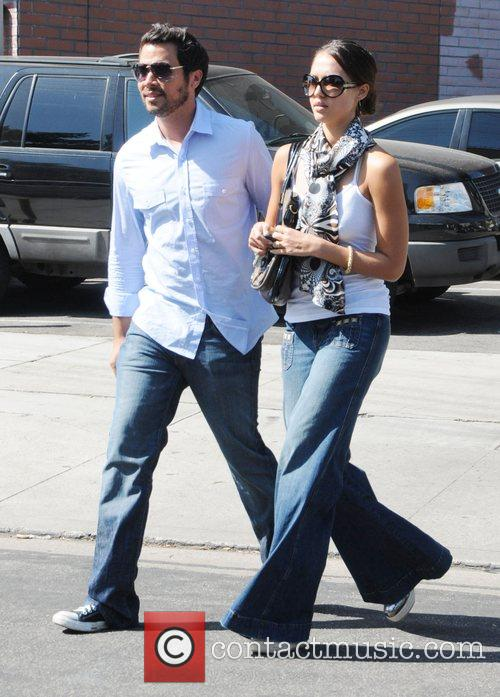 Jessica Alba and Husband Cash Warren 4