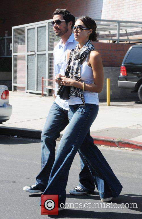 Jessica Alba and Husband Cash Warren 9