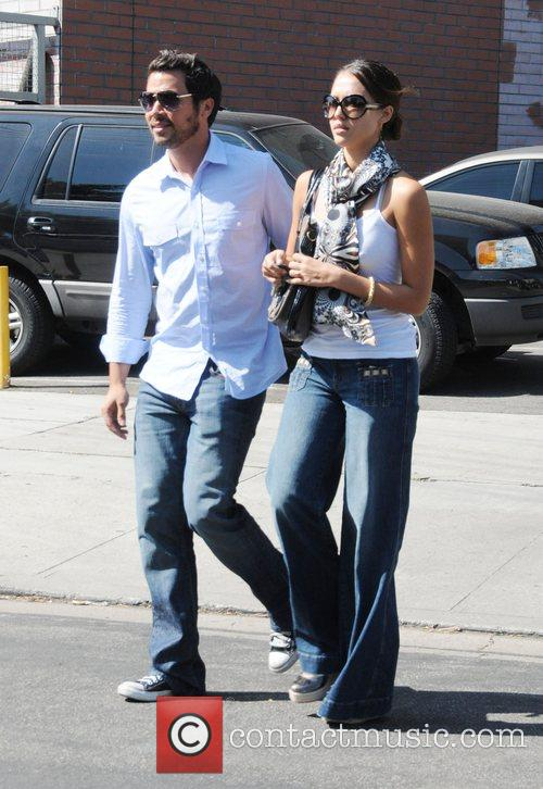 Jessica Alba and Husband Cash Warren 6