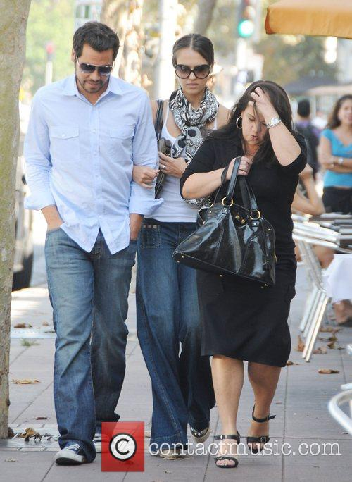 Jessica Alba and Husband Cash Warren 8