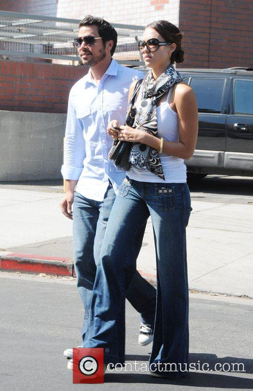 Jessica Alba and Husband Cash Warren 10