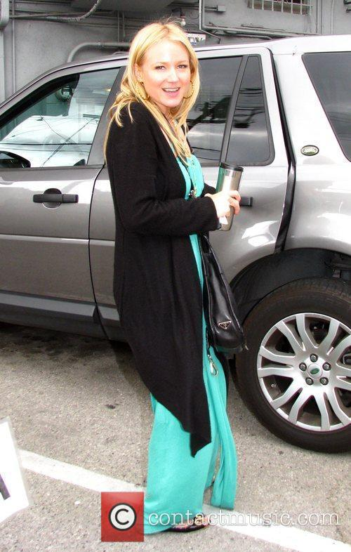 Jewel arrives at the 'Dancing With The Stars'...