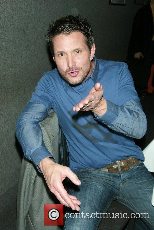 Ty Herndon Jim Caruso's Weekly Cast Party held...
