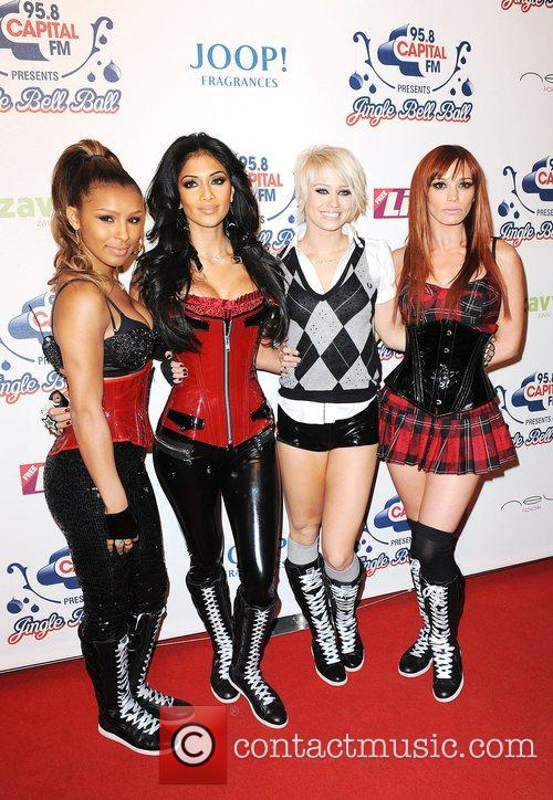 The Jingle Bell Ball at the O2 Arena