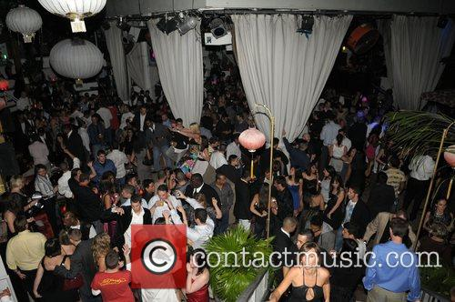 New Year's Eve party at Prive nightclub presented...