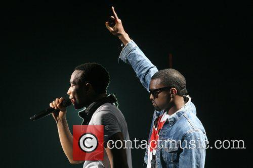 John Legend and Kanye West 3