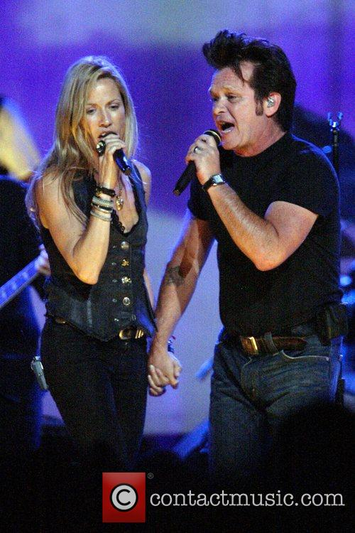 Sheryl Crow and John Mellencamp 2