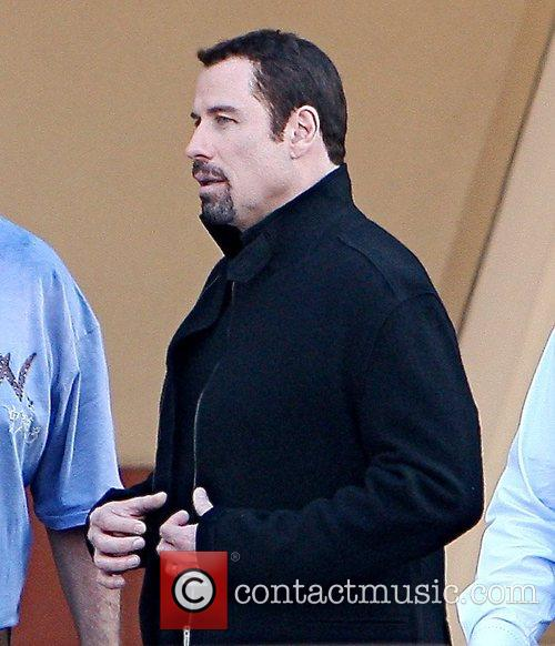 John Travolta, Miley Cyrus and Walt Disney 6