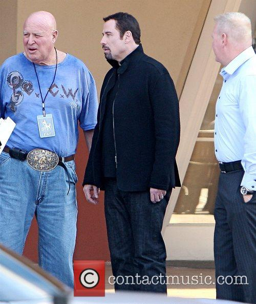John Travolta, Miley Cyrus and Walt Disney 7