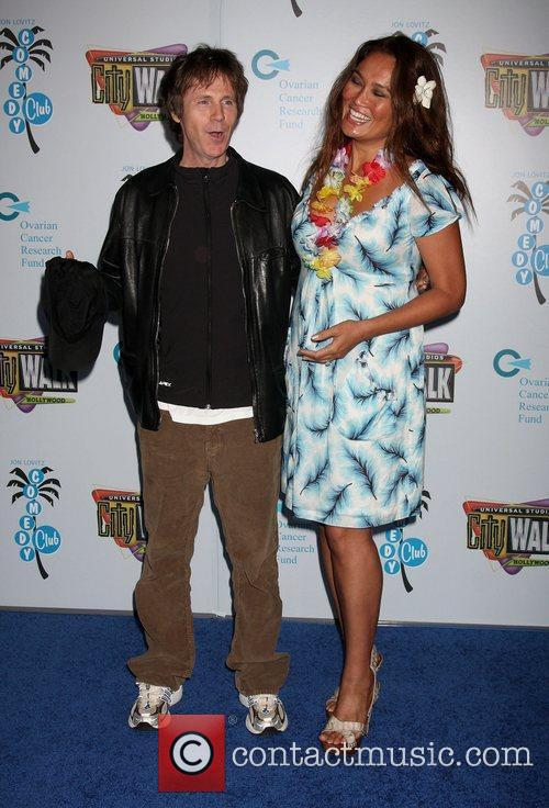 Dana Carvey and Tia Carrere 3