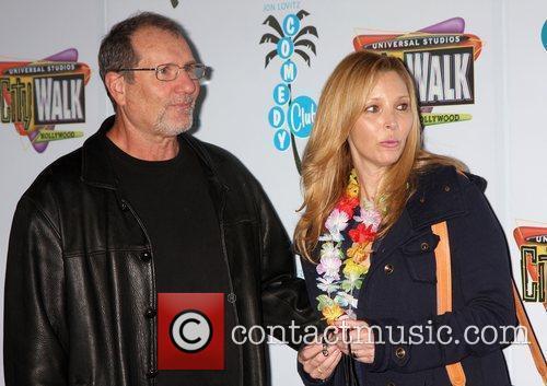 Ed O'neill and Lisa Kudrow 1