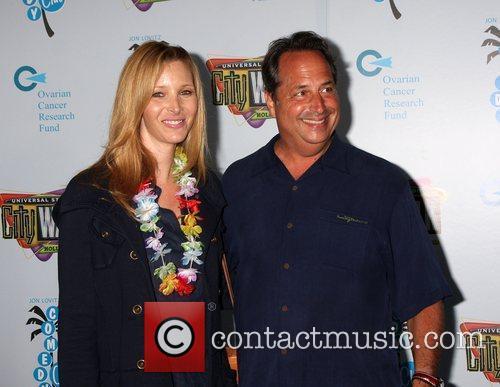 Lisa Kudrow and Jon Lovitz 2