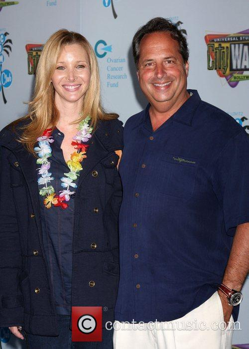 Lisa Kudrow and Jon Lovitz 1