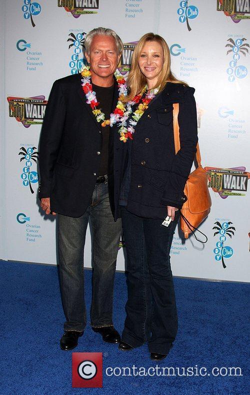 Lisa Kudrow and Michel Stern 9