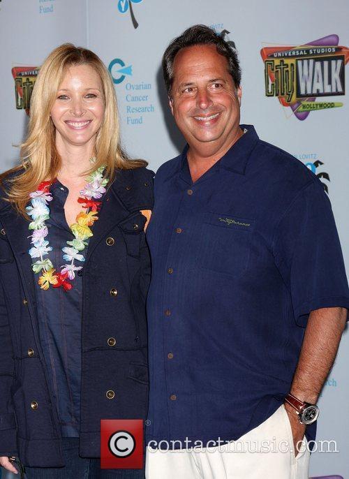 Lisa Kudrow and Jon Lovitz 5