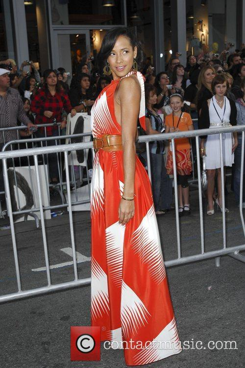 Dania Ramirez Los Angeles Premiere of 'Jonas Brothers:...