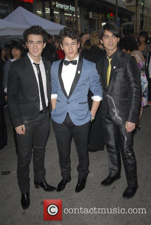 The Jonas Brothers Los Angeles Premiere of 'Jonas...