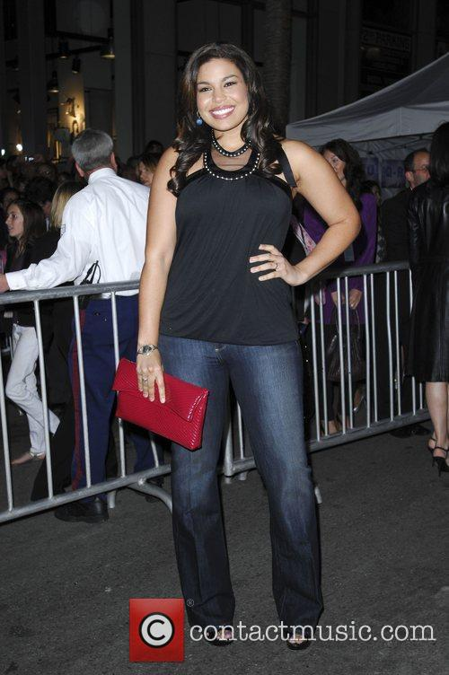Jordin Sparks Los Angeles Premiere of 'Jonas Brothers:...