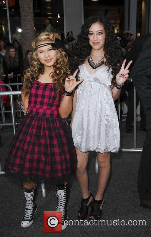 The G Girls Los Angeles Premiere of 'Jonas...