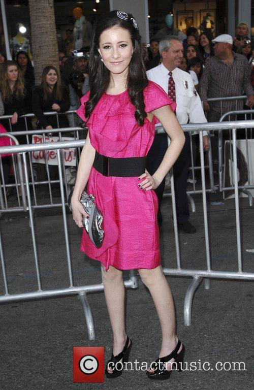 Tiffany Giardina Los Angeles Premiere of 'Jonas Brothers:...