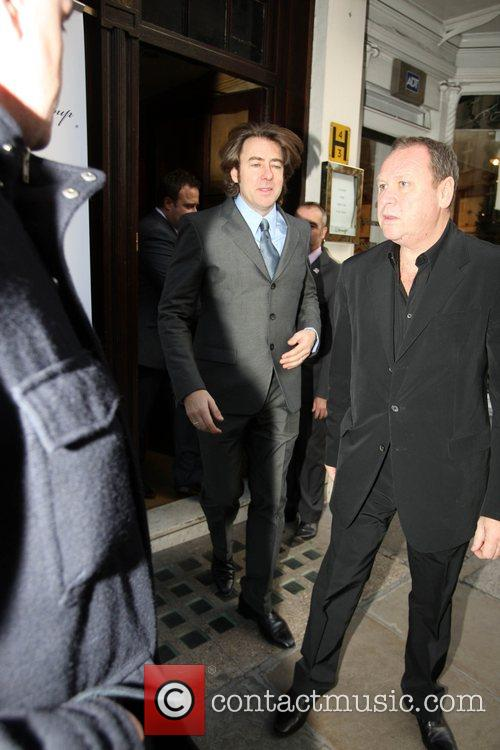 Jonathan Ross and Russell Brand 9