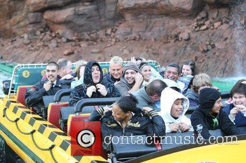 katie price aka jordan enjoys a day out with her children harvey 2291201