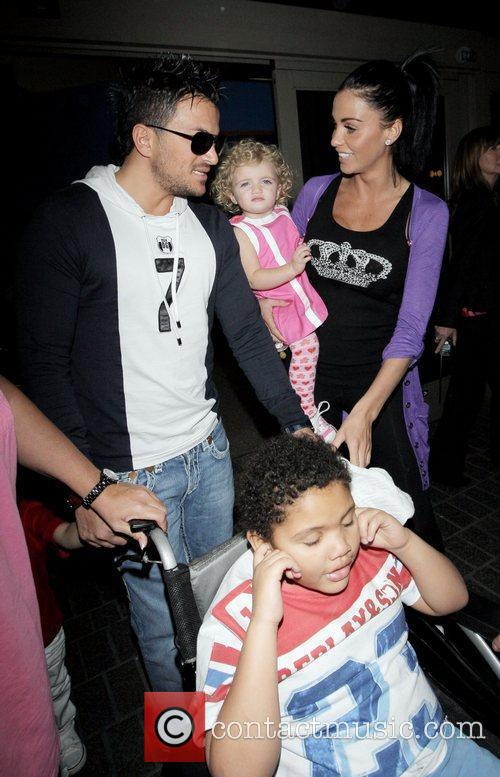 Katie Price and Peter Andre 13