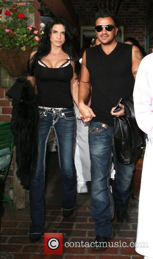 Katie Price and Peter Andre 24