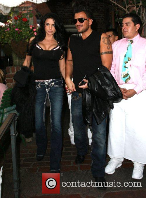 Katie Price and Peter Andre 28