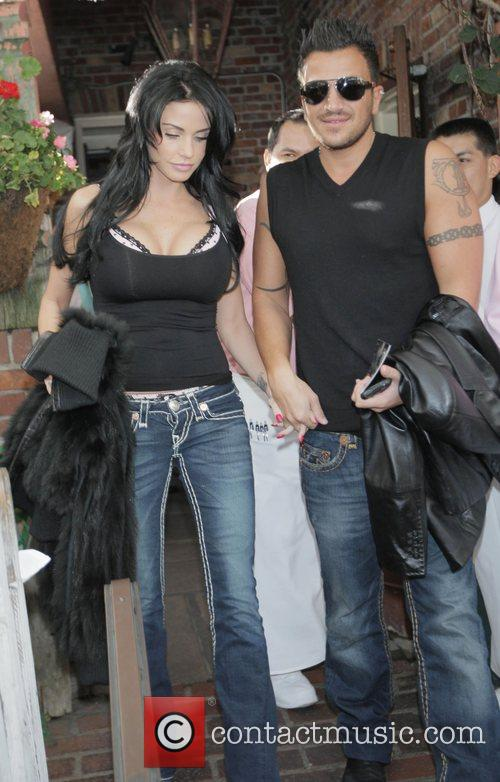 Katie Price and Peter Andre 40