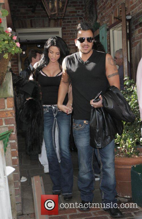 Katie Price and Peter Andre 39