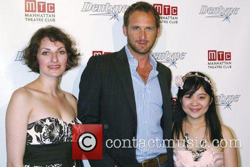 Dina Epshteyn, Josh Lucas, and Nhi Hong Josh...