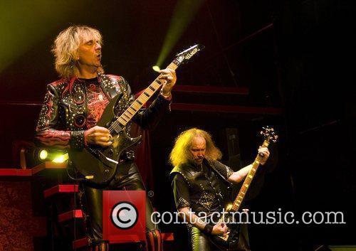 Glenn Tipton and Judas Priest 1