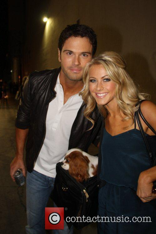 Chuck Wicks, Dancing With The Stars and Julianne Hough 2