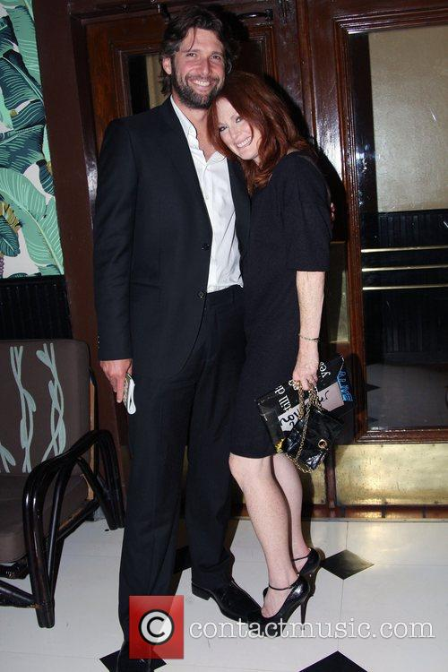 Bart Freundlich and Julianne Moore 1
