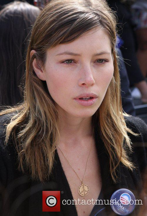 Jessica Biel attends the 'Last Chance for Change'...