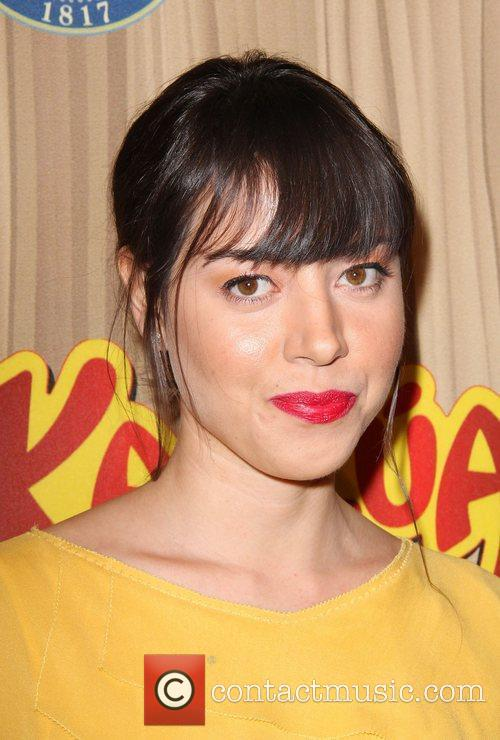 Aubrey Plaza Kahlua Celebrates The Premiere Episode of...