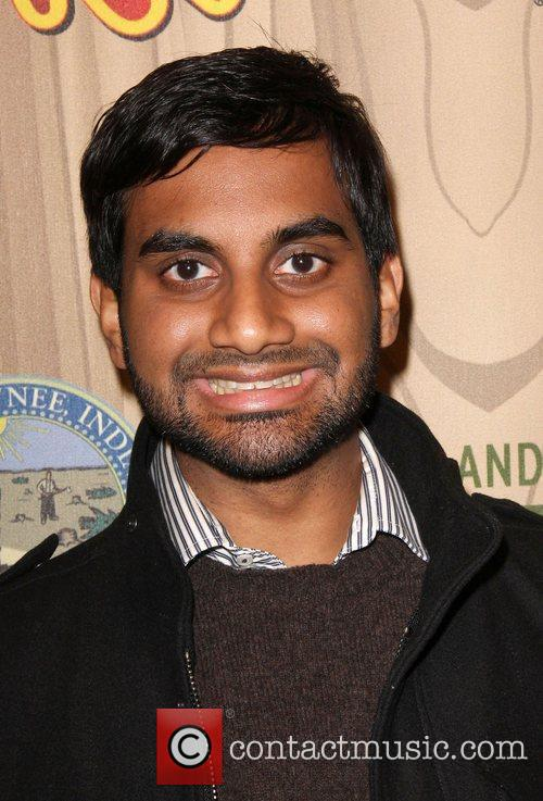 Aziz Ansari Kahlua Celebrates The Premiere Episode of...
