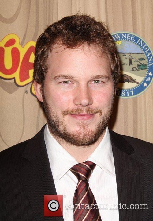 Chris Pratt Kahlua Celebrates The Premiere Episode of...