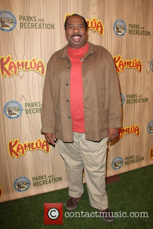 Leslie David Baker Kahlua Celebrates The Premiere Episode...