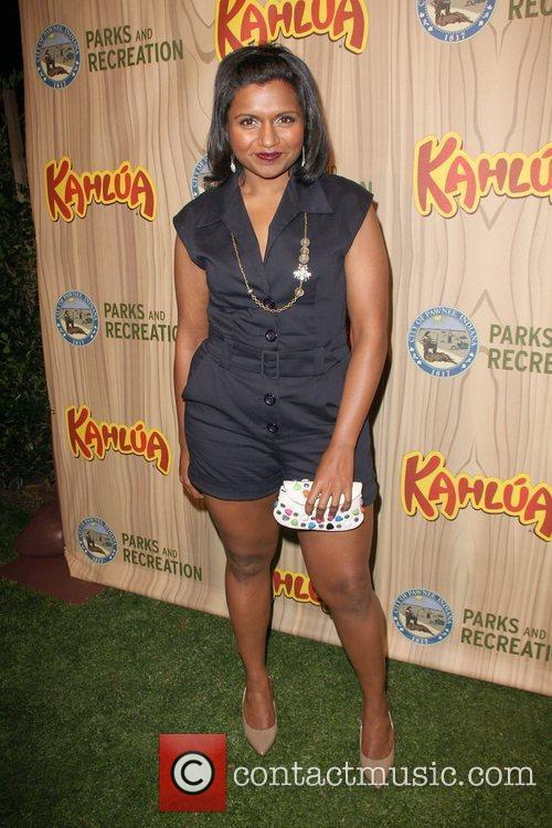Mindy Kaling Kahlua Celebrates The Premiere Episode of...