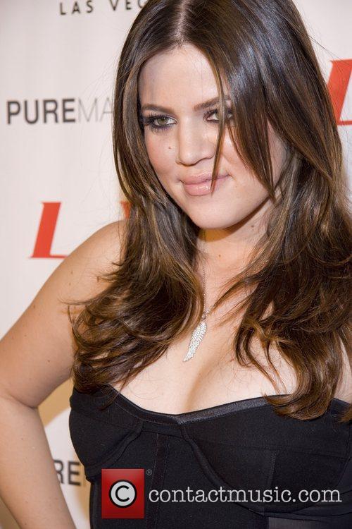 Khloe Kardashian Kim Kardashian hosts a birthday soiree...