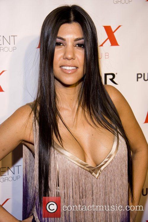 Kourtney Kardashian Kim Kardashian hosts a birthday soiree...
