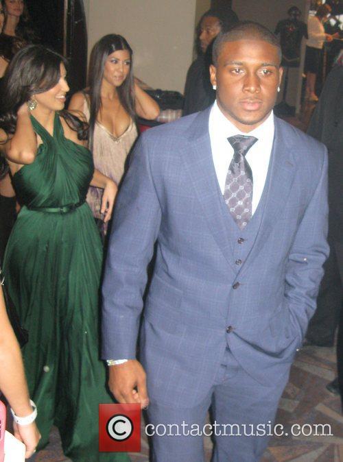 Kim Kardashian and Reggie Bush 2