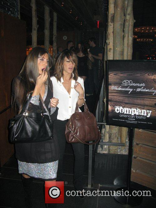 Brittany Gastineau and Robin Antin Kim Kardashian hosts...
