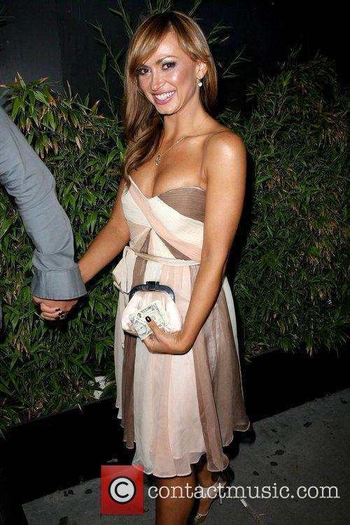 Leaving the STK 1 Year Anniversary Party in...