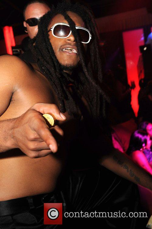 Spectacular from Pretty Ricky  Grand re-opening of...