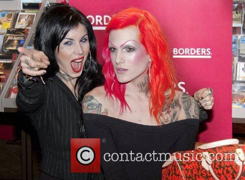 Kat Von D and Jeffree Star 11