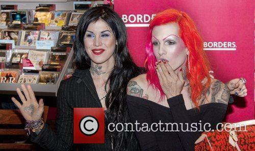Kat Von D and Jeffree Star 9