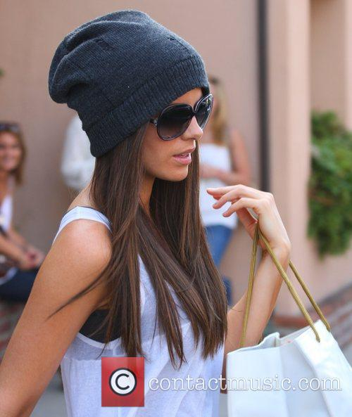 Kate Beckinsale doing some shopping with friends Los...